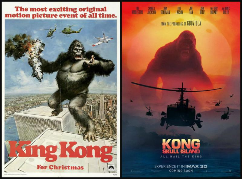 Kwikku, King Kong