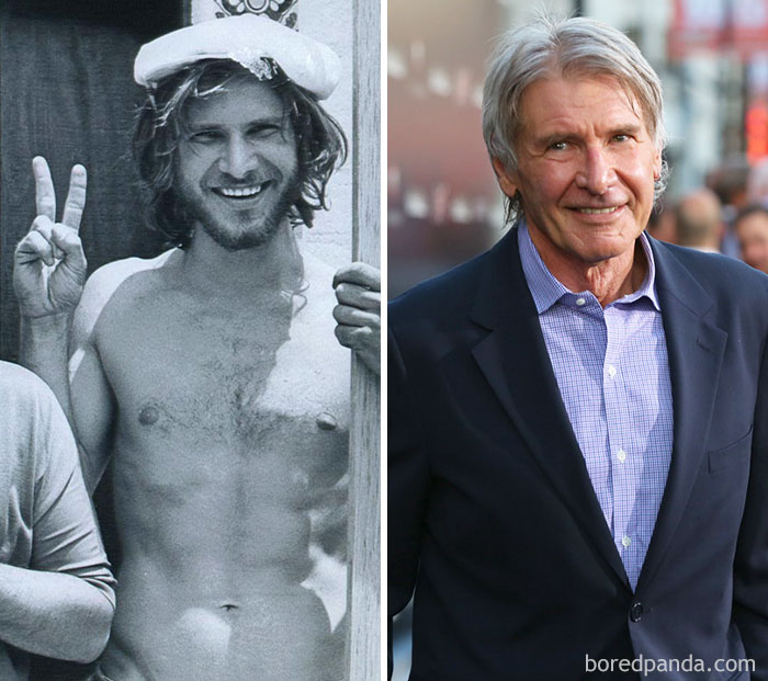 Kwikku, Harrison Ford dulunya adalah seorang tukang kayu