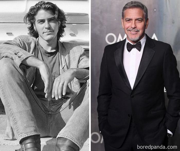 Kwikku, George Clooney pernah menjual sepatu wanita lalu menjadi sales asuransi dari rumah ke rumah Sebelum menjadi bintang ia bahkan berprofesi sebagai pekerja konstruksi dan pemotong tembakau