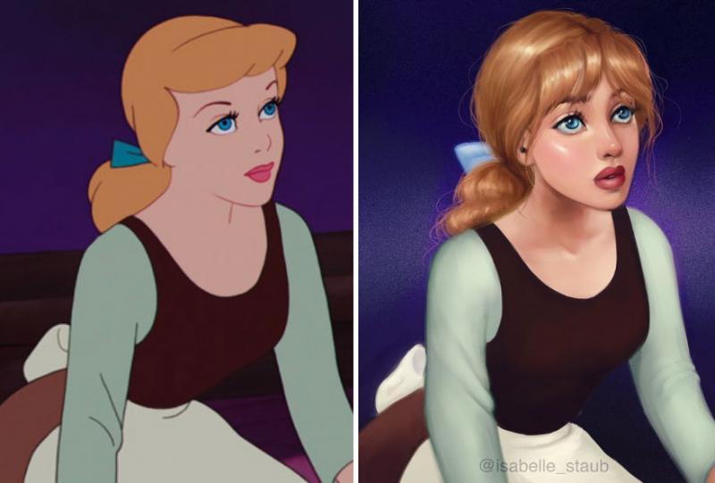 Kwikku, Cinderella Cinderella