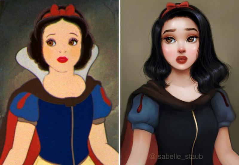 Kwikku, Snow White Snow White and The Seven Dwarfs