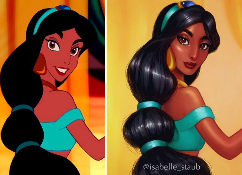 Kwikku, Jasmine Aladdin
