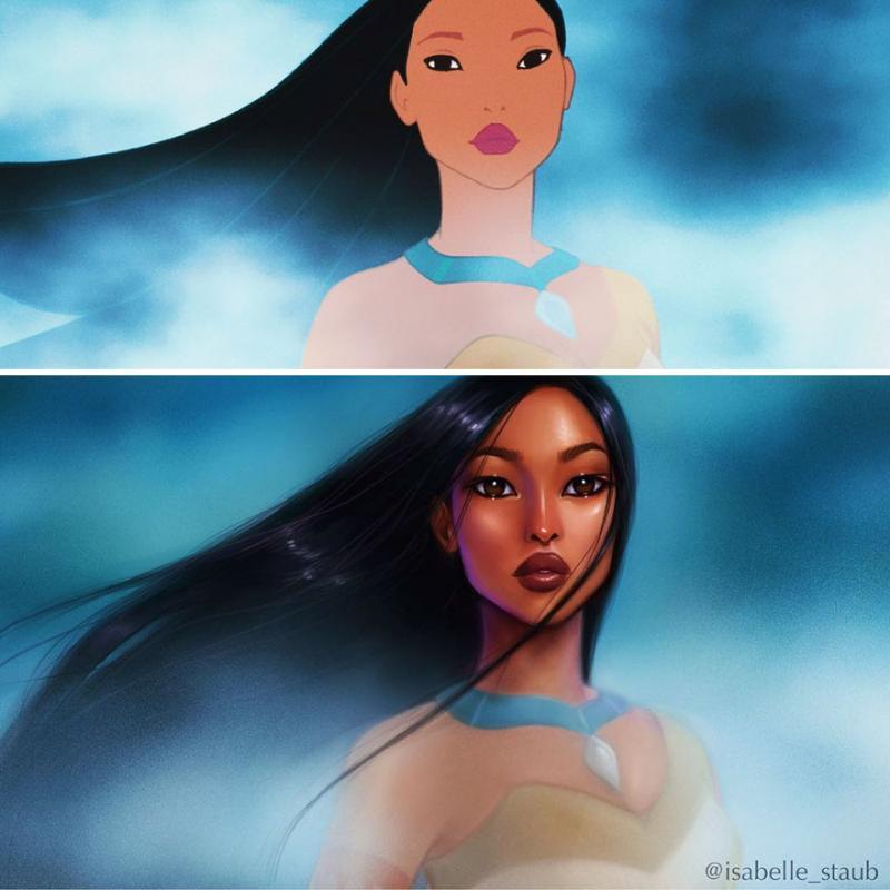 Kwikku, Pocahontas Pocahontas