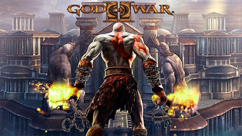 Kwikku, God of War II
