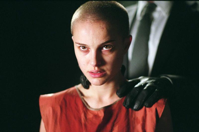 Kwikku, Natalie Portman dalam Film V for Vendetta