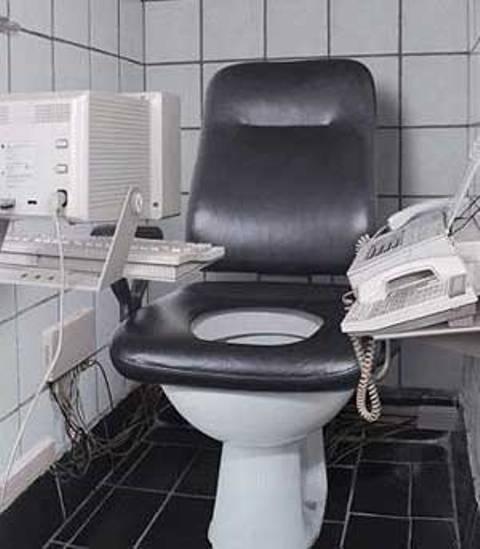 Kwikku, Toilet Blogger