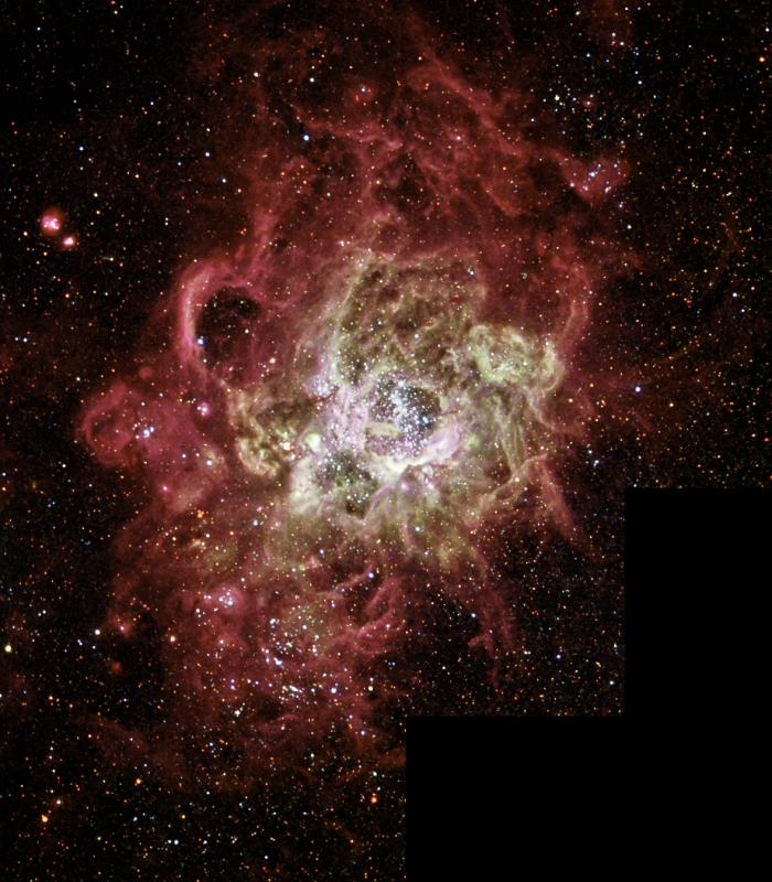 Kwikku, Fore Storm of Star Birth