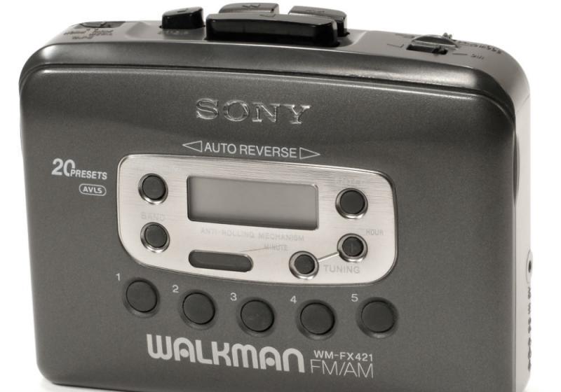 Kwikku, Walkman
