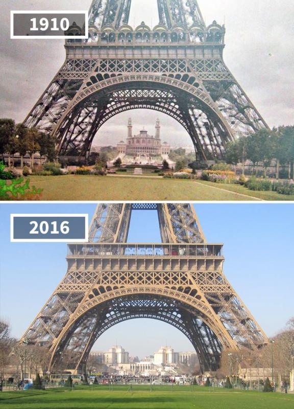 Kwikku, Eiffel Tower Paris Perancis