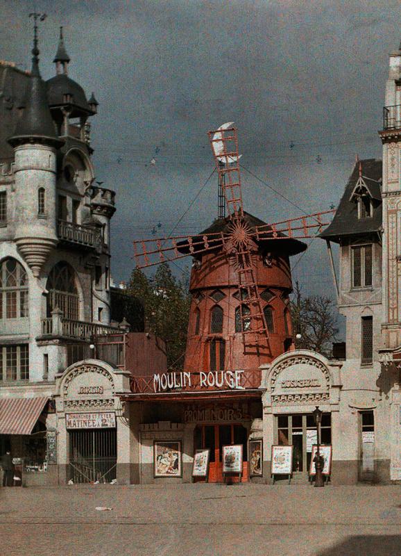 Kwikku, Moulin Rouge Paris