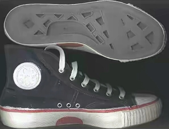 Kwikku, Sepatu remaja an yang kece badai Converse alaala