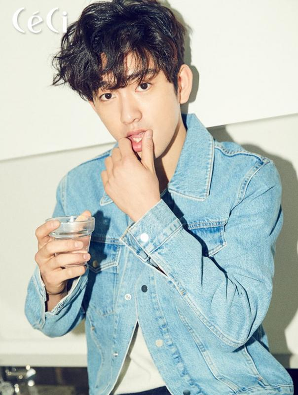 Kwikku, Jinyoung GOT ini cocok banget peranin sosok yang bandel tapi gemesin