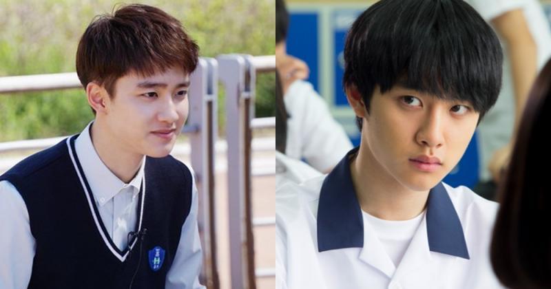 Kwikku, Selain jadi anggota EXO DO juga jago akting Udah Dilan banget belum