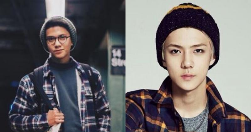 Kwikku, Kalau ini adalah salah satu member grup idol yang disebutsebut mirip dengan Dilan dalam filmnya Iqbaal CJR