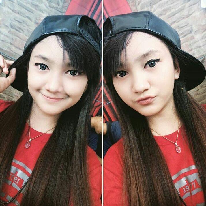 Kwikku, Jihan Audy ini benarbenar cute dan manis banget lho Dia bahkan mirip dengan anggota idol group