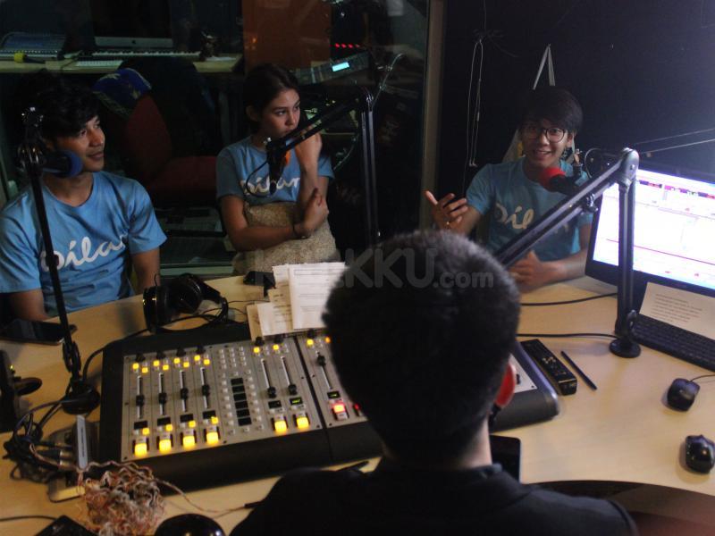 Kwikku, Bersama dengan cast Dilan kini ia sedang sibuk mempromosikan film tersebut yang akan menjelang tayang pada  Januari  mendatang