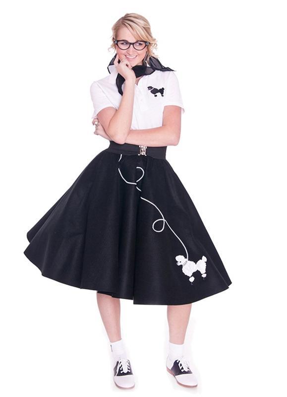 Kwikku, Poodle Skirt