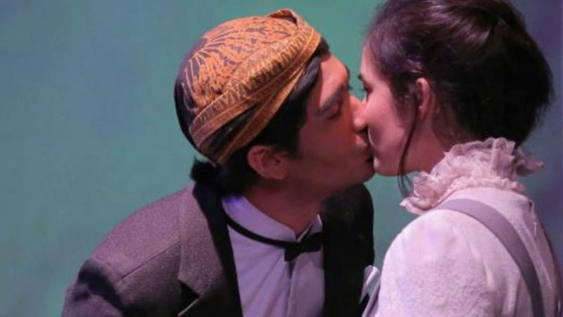 Kwikku, Menurutnya kado Valentine paling romantis adalah ciuman dan memberikan berlian