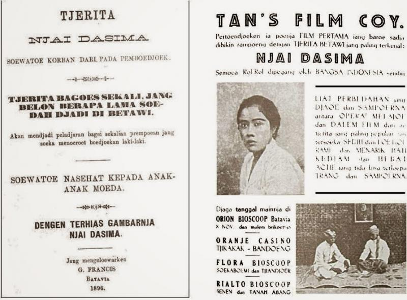 Kwikku, Njai Dasima I
