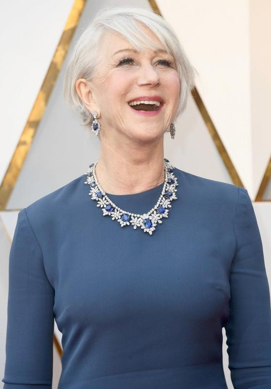 Kwikku, Dame Helen Mirren pemenang Oscar  dalam film Her Potrayal of The Queen