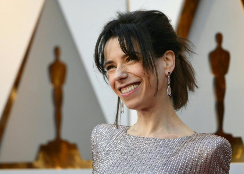 Kwikku, Actress asal Inggris Sally Hawkins yang kali ini masuk nominasi sebagai best actress dalam film The Shape of Water