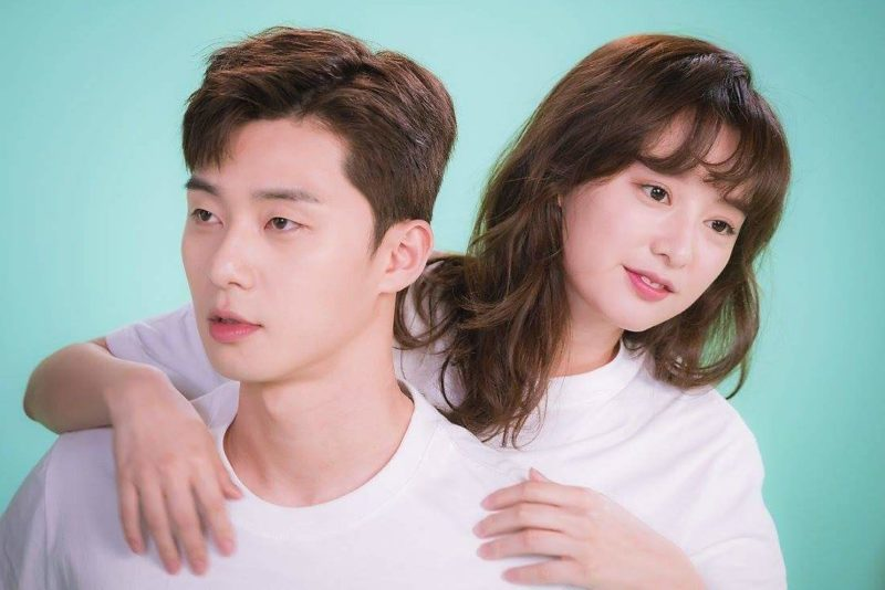 Kwikku, Park Seo Joon dan Kim Ji Woon