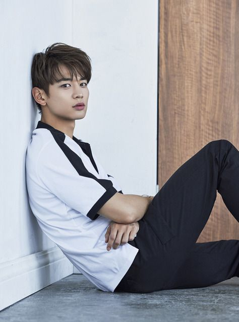 Kwikku, Minho Shinee ini tatapannya tajam banget Baiknya gantiin Adipati Dolken di film Posesif