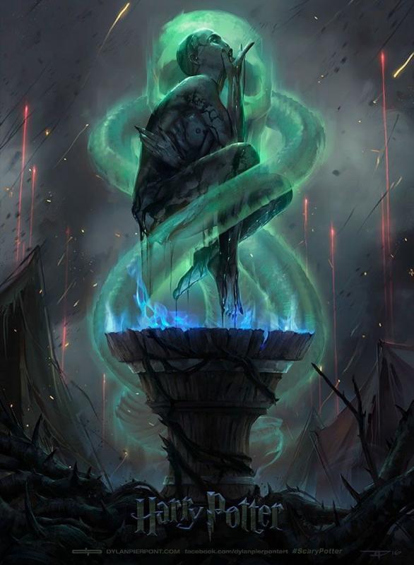 Kwikku, Scary Potter amp The Goblet Of Fire