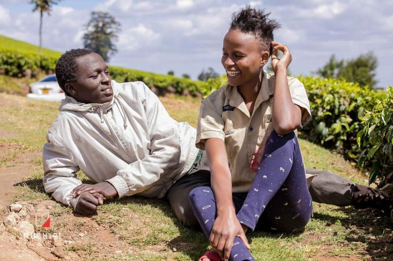 Kwikku, Begini kondisi mereka saat pertama kali ditemukan oleh tim di Taman Nairobi