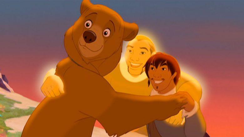 Kwikku, Brother Bear