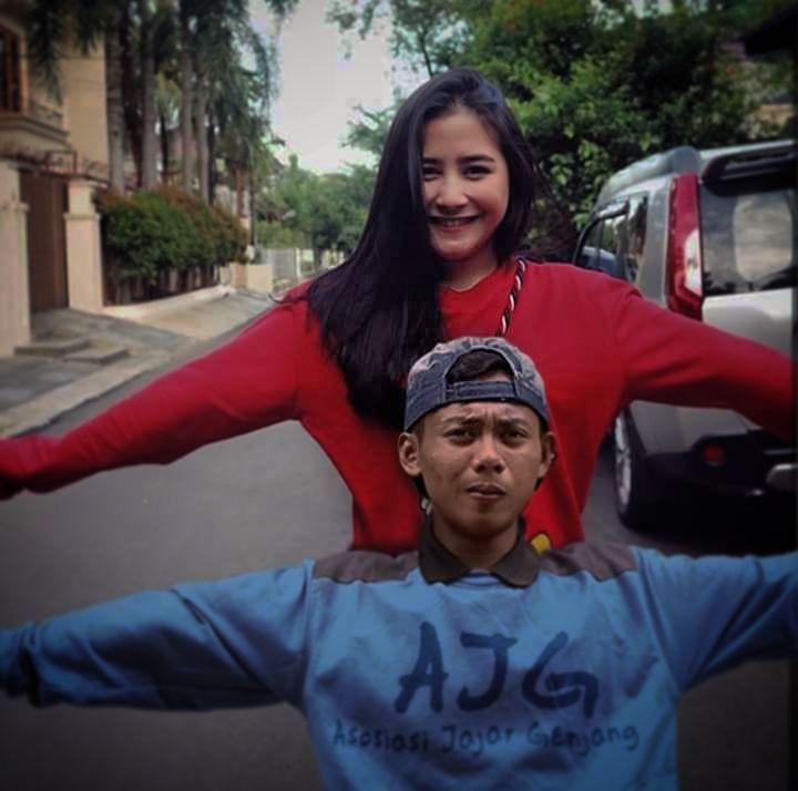 Kwikku, Udah kayak kakak adek sama Prilly Latuconsina