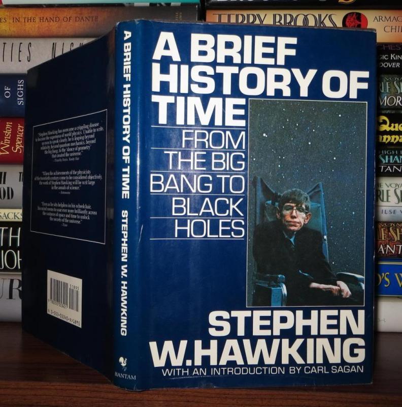 Kwikku, Menerbitkan buku berjudul A Brief History of Time dan buku populer lainnya