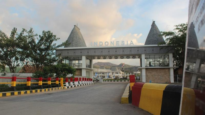 Kwikku, Perbatasan Timor Leste