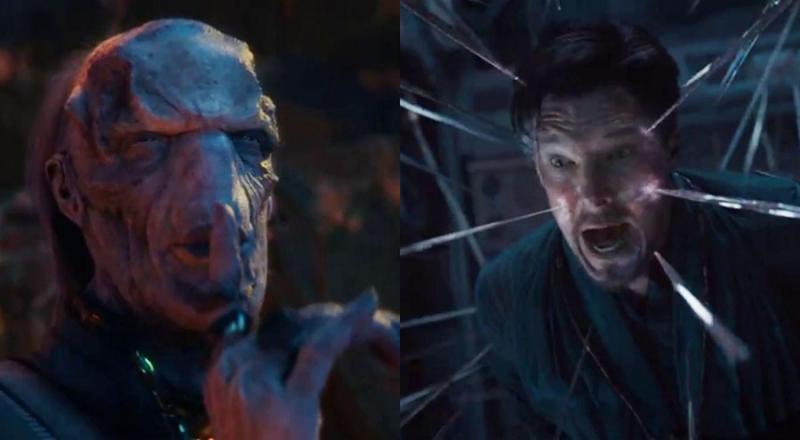 Kwikku, Black Order salah satu anak buah kepercayaan Thanos yang tampak menyiksa Dr Strange Ia adalah Ebony Maw salah satu ahli strategi dan pemikir untuk pasukan Titan