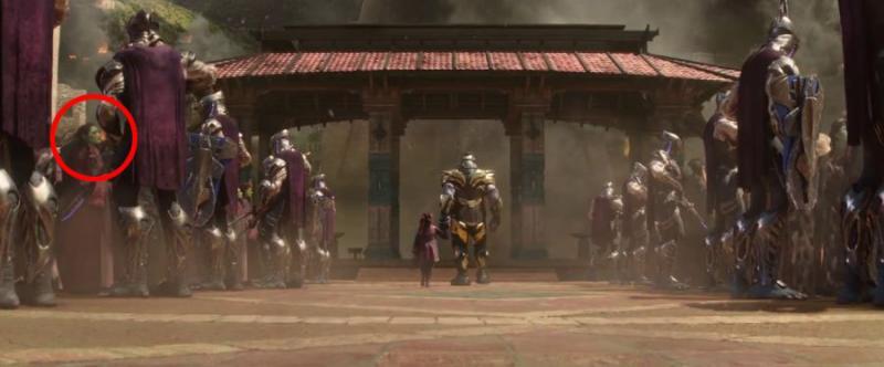 Kwikku, Gamora merupakan anak angkat dari Thanos Ia adalah sosok yang sepertinya tahu soal antagonis utama dai film terbaru Avengers ini Dalam cuplikan singkat itu terlihat sosok alien dengan warna kulit hijau yang serupa dengan Gamora Apa itu orang tuanya