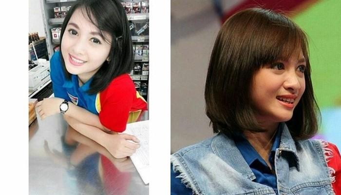 Kwikku, Kalau yang ini Siti sempat viral banget Sampaisampai diundang ke berbagai acara talk show stasiun televisi Kabarnya sekarang dia sudah jadi model lho