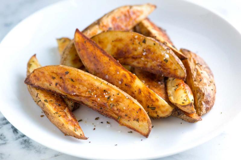Kwikku, Potato wedges