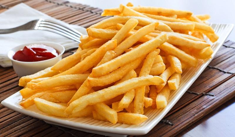 Kwikku, Standardcut fries