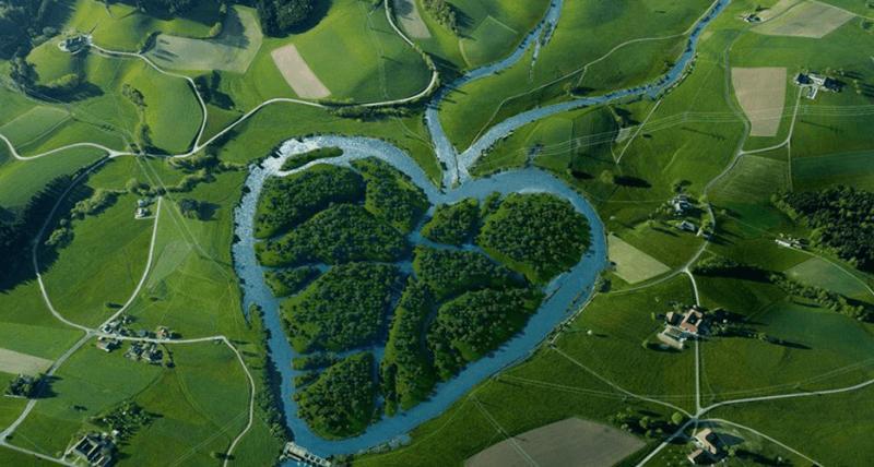 Kwikku,  The Heart North Dakota USA