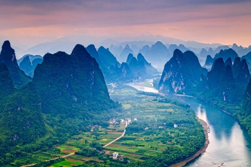 Kwikku, The Li  Guangxi Zhuang Autonomous Region China