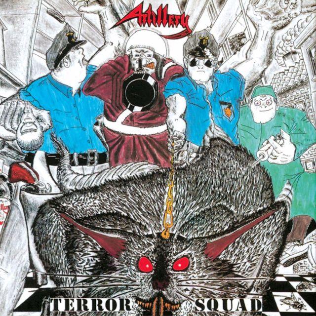 Kwikku, Cover band Artilllery Terror Squad Sekilas mirip dengan tumbnail film anime