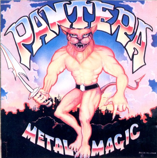 Kwikku, Album debut Pantera yang rilis pada tahun