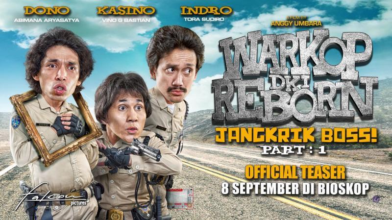 Kwikku, Warkop DKI Reborn Part