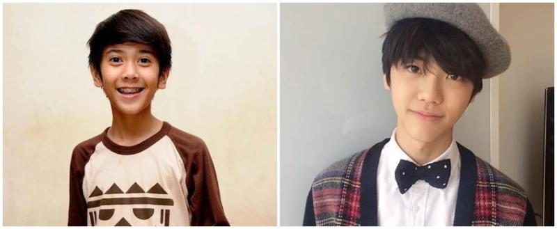 Kwikku, Iqbaal dan Jaein samasama punya penampilan sesuai umur dan digilai fans