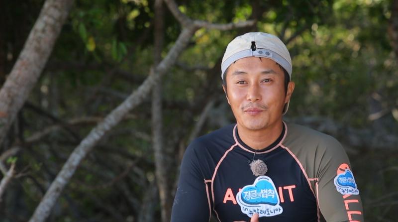 Kwikku, Kim Byung Man