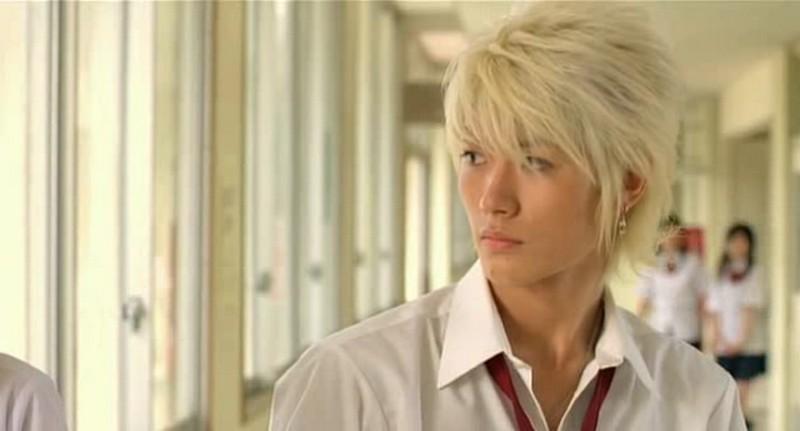 Kwikku, Pada tahun  Miura membintangi film Koizora Di sini ia berperan sebagai cowok bandel yang akhirnya jatuh cinta pada sosok cewek lemah lembut Dengan rambut pirang gitu ganteng banget kan