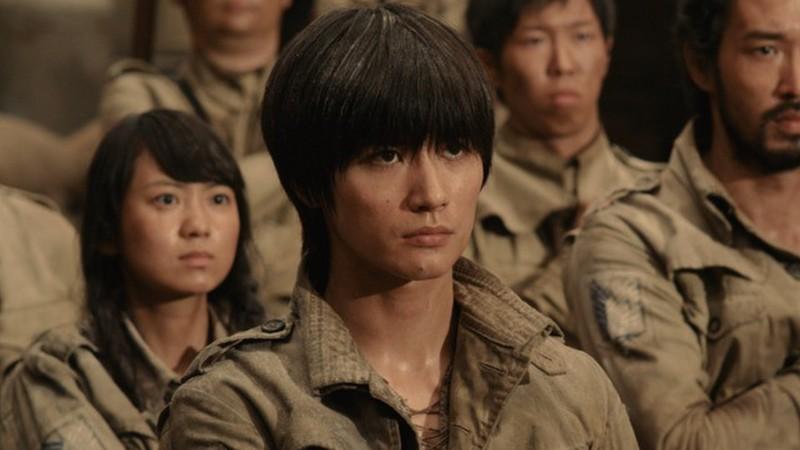 Kwikku, Haruma Miura kembali hadir dengan tampilan berbeda pada film yang diadaptasi dari anime populer Attack on Titan Tak tanggungtanggung ia memerankan Eren sang karakter utama