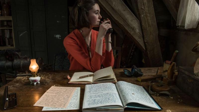 Kwikku, Das Tagebuch der Anne Frank