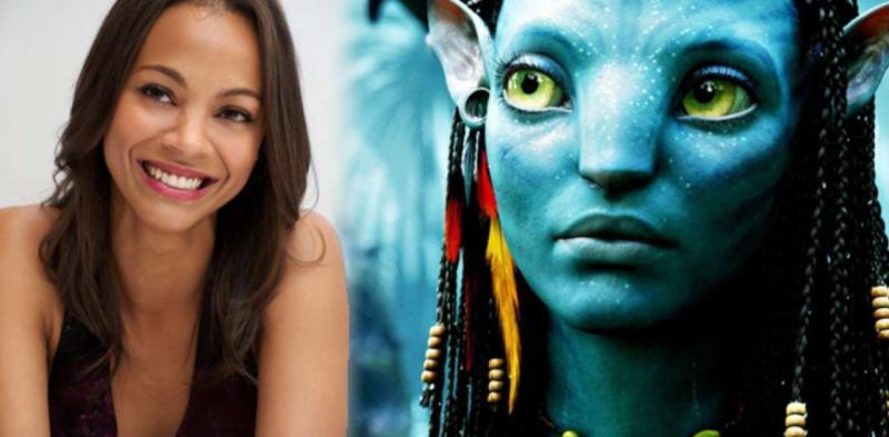 Kwikku, Zoe Saldana Avatar