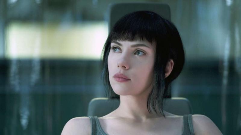 Kwikku, Scarlett Johansson Ghost in The Shell